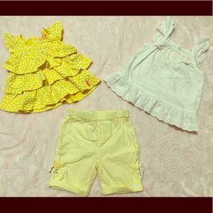 Bright Baby Girl Bundle